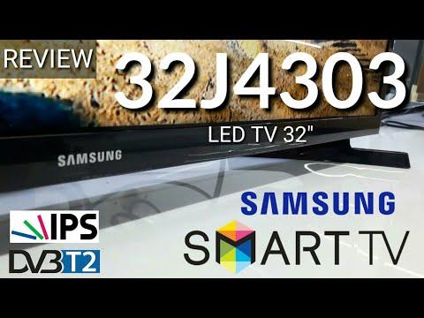 REVIEW SAMSUNG SMART TV 32J4303 LED TV indonesia HD