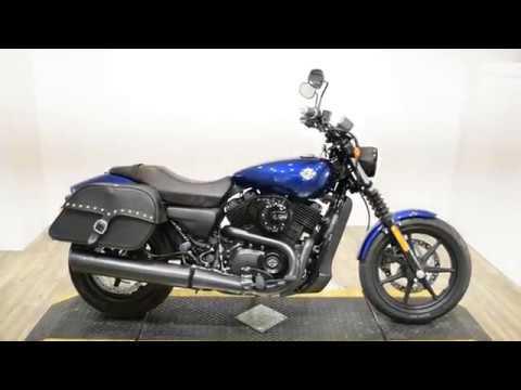 2016 Harley-Davidson Street® 500 in Wauconda, Illinois