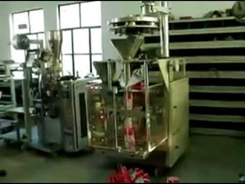 collar type machines with cup filler machines