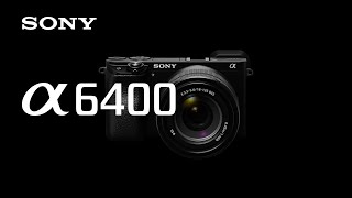 YouTube Video JBr7Y1QmftE for Product Sony A6400 (ILCE-6400) APS-C Mirrorless Camera by Company Sony Electronics in Industry Cameras