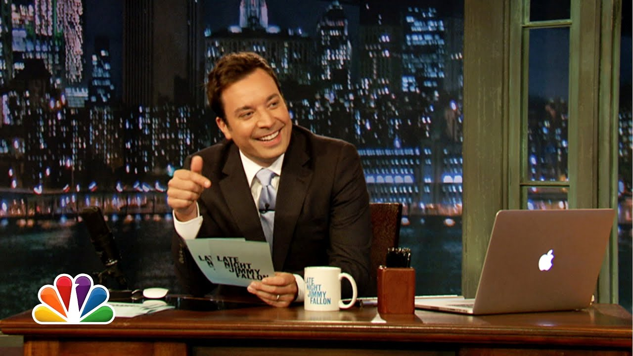 Hashtags: #ItsSoHot (Late Night with Jimmy Fallon) thumbnail