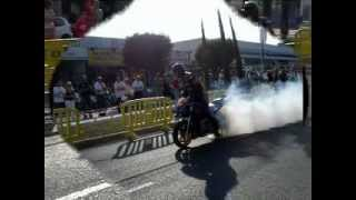 preview picture of video 'Exhibición de motos Harley-Davidson'