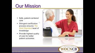 Intro to WOCNCB and the Certification Process