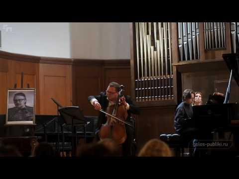 С. Рахманинов - Соната для виолончели и фортепиано, III часть