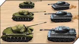 БОИ НА ВЫЖИВАНИЕ - СИМУЛЯТОР Второй Мировой Войны на Андроид - Игра WW2 Battle Simulator # 14