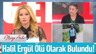 Halil Ergül ölü olarak bulundu! - Müge Anlı İle Tatlı Sert 1 Haziran 2020