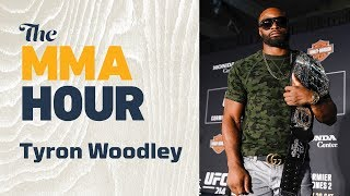Tyron Woodley: Colby Covington Is