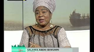 My story is long and rough - Queen Salawa Abeni