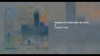 Mazurkas, Op. 30