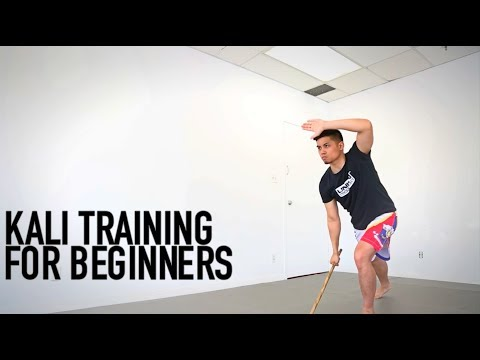 KALI DRILLS FOR BEGINNERS | TECHNIQUE TUESDAY
