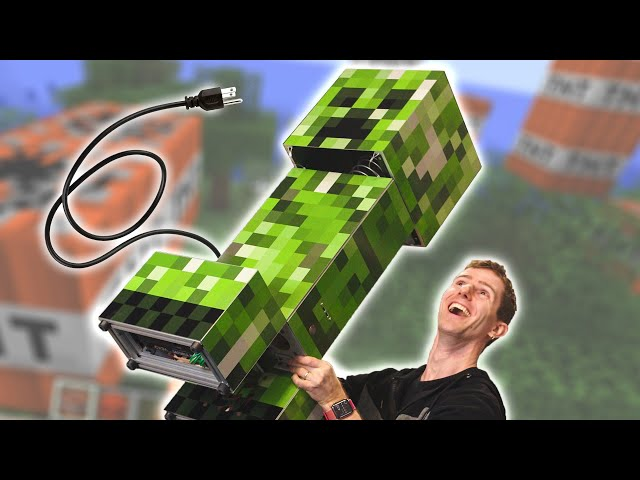 PewDiePie! - We built you a gaming PC!