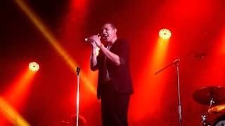John Newman - Running 26 June 2014 Ray Just Arena Moscow LIVE HD