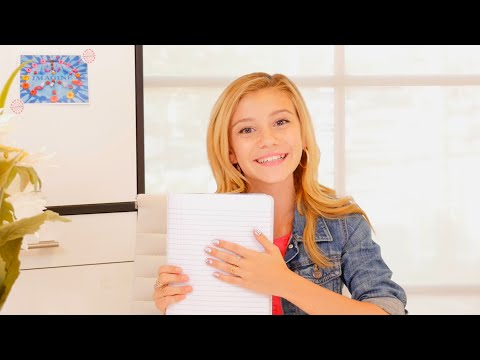 Back to School Nail Art with G. Hannelius - Ep. 3!
