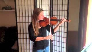 Pachelbel's Canon in D (solo violin)