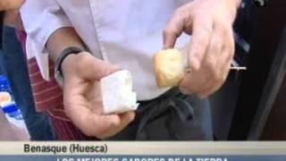 preview picture of video '1er certamen de productos de la tierra en alta cocina, Benasque'