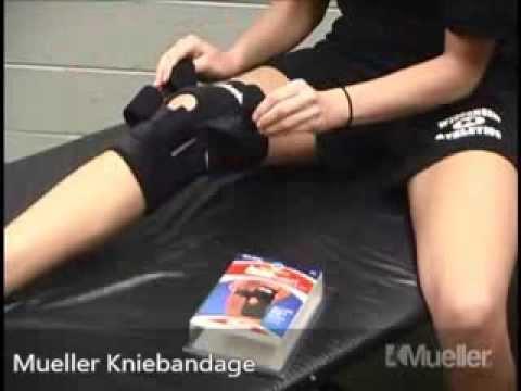 Knirschen Knie beim Hocken