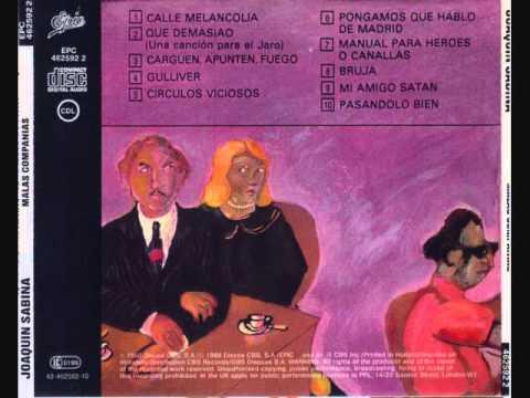 Carguen, apunten, fuego - Joaquin Sabina