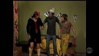 Chaves - O fantasma da vila (1977) HD