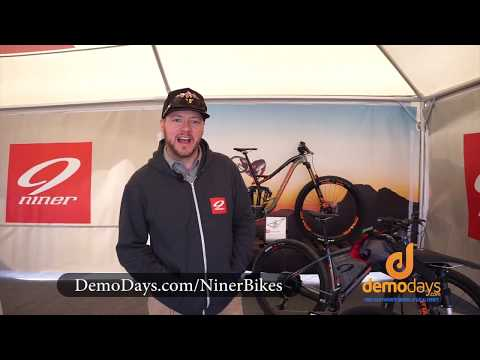 Niner Bikes Talks About Their Demo Bike Fleet for 2018