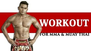 HIIT Fat burning workout Muay Thai/MMA by Fight Vision
