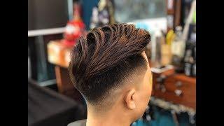 BarberShop Vu Tri - Undercut Hairstyle x Mr. Phuc Le