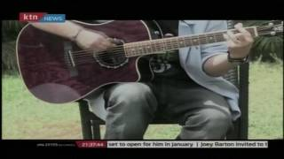 Daring Abroad: Gilad Millo;  from diplomat to musician in Kenya