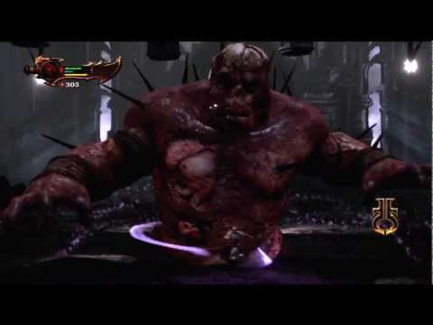 God Of War Road To Ascension-GOW3 Kratos VS Hades Hard Part102 KG