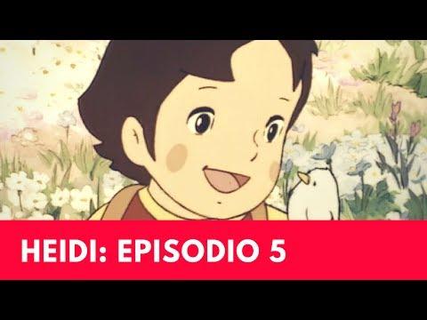 Heidi: Episodio 5- La carta quemada