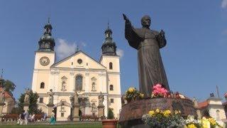 preview picture of video 'Sanctuary, Kalwaria Zebrzydowska, Poland / Sanktuarium w Kalwarii Zebrzydowskiej, Polska'
