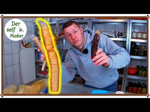 Tipps und Tricks für die eigene Wurstherstellung/ alles rund um den Darm und der Wurst