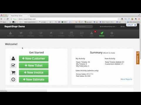 RepairShopr | QuickBooks App Store