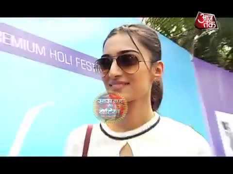 MTV BCL Party -Ekta Kapoor 's stars Holi Hangover