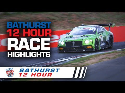 12 horas de Bathurst - Highlights