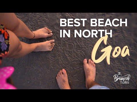 Best beach in north GOA