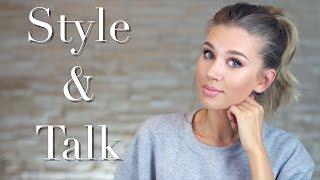 Style & Talk  ИСПОРТИЛА ЗУБЫ, ПРИЕМ ПРОТИВОЗАЧАТОЧНЫХ