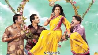 Santhanam, Srinivasan, Vishakha Singh - Love Letter Elutha Song - Kanna Laddu Thinna Aasaiya
