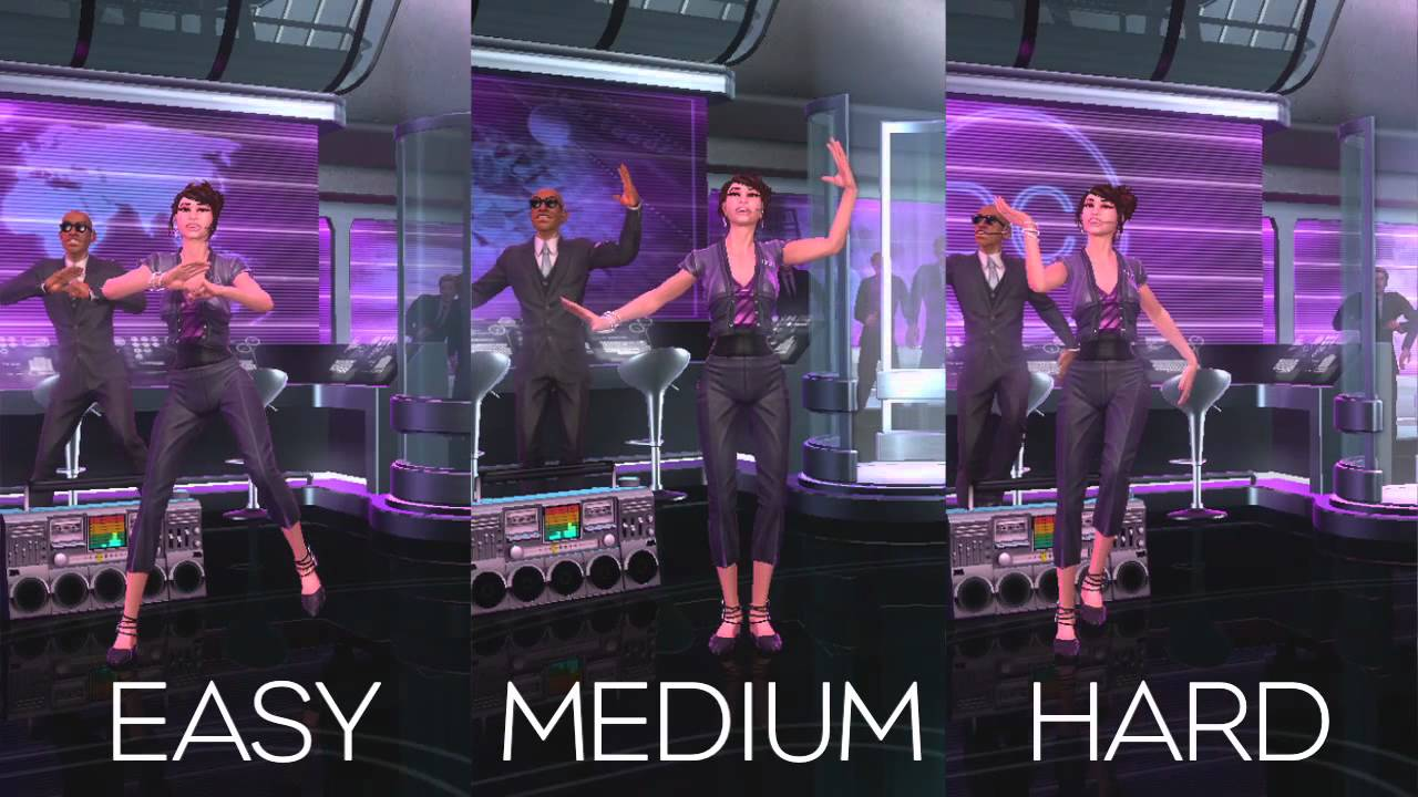 First Footage Of Dance Central 3 Unveiled