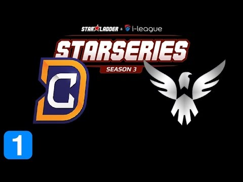 DC vs Wings Game 1  SL i-League StarSeries S3 Highlights Dota 2