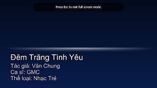 [Karaoke] Đêm trăng tình yêu GMC Band