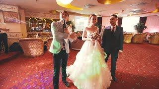 Свадьба Ромы и Марины