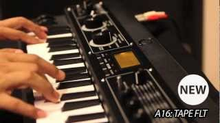 KORG MicroKorg XL+ - Video