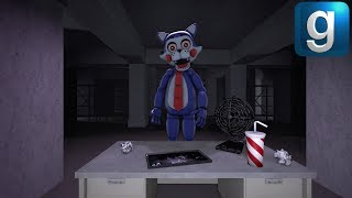 Gmod FNAF | Brand New Five Nights At Candy's 2 Map!