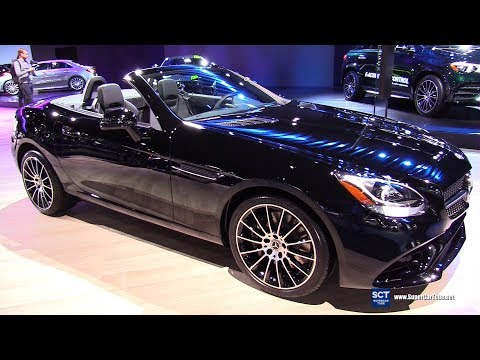 2019 Mercedes Benz SLC 300 Roadster - Exterior and Interior Walkaround - 2018 LA Auto Show