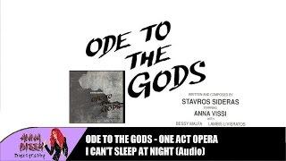 Anna Vissi - I Can't Sleep At Night (Audio)