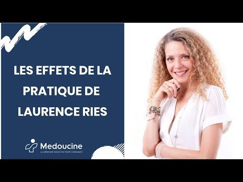 Les EFFETS de la pratique de Laurence RIES