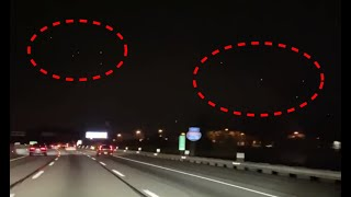UFO Fleet Seen Over Pennsylvania on Feb 15, 2020, UFO Sighting News.