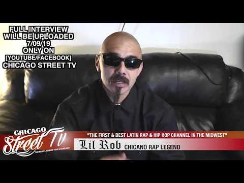 Lil Rob Talks New Single \
