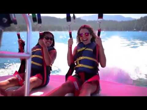 Lake Tahoe Parasailing | Zephyr Cove Resort