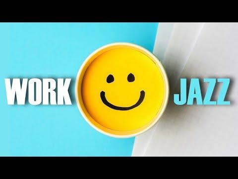 Work Jazz  Best Smooth Jazz Saxophone for Work and Study