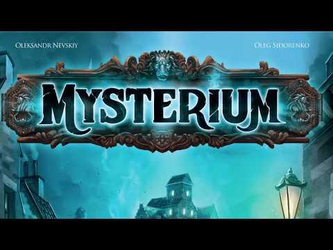 Mysterium társasjáték - Gémklub